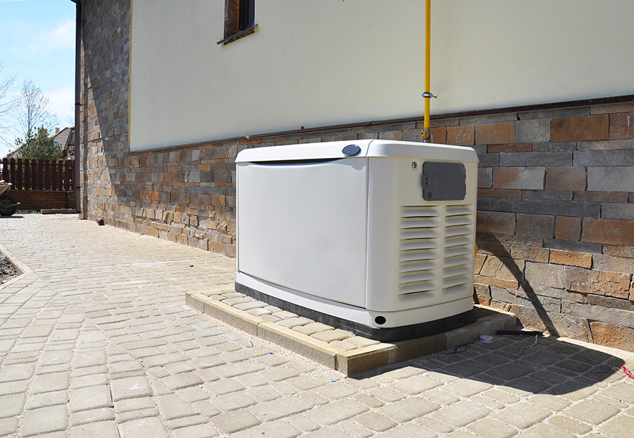 Stand by whole house generators by Kohler